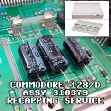 Commodore 128/D Recap Service - Assy 310379
