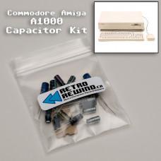 Commodore Amiga 1000 Capacitor Kit