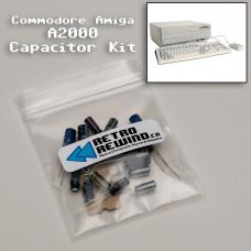 Commodore Amiga 2000 Capacitor Kit
