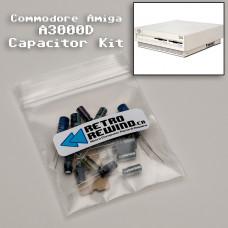 Commodore Amiga 3000D Capacitor Kit