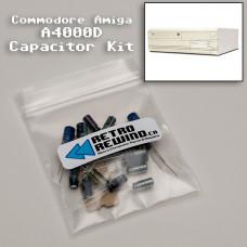 Commodore Amiga 4000D Capacitor Kit