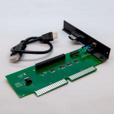 Amiga RGBtoHDMI Video Slot Card