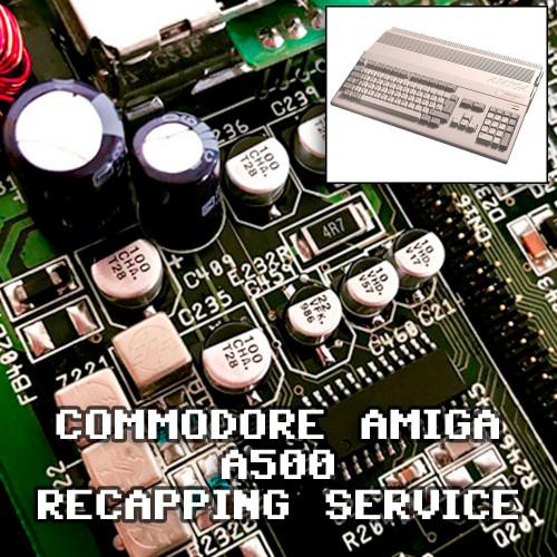 Amiga 500 Recap Service