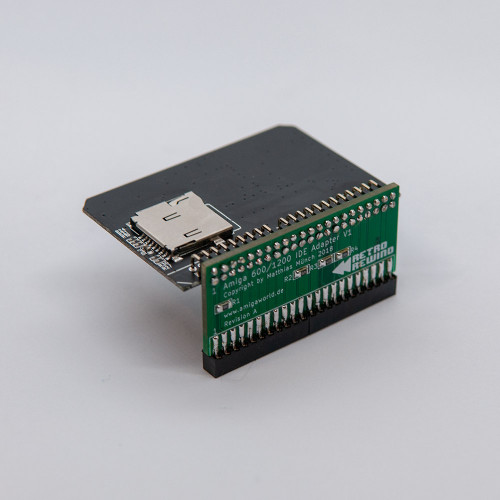 A600/1200 MicroSD2IDE Adapter
