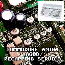 Amiga 600 Recap Service