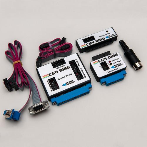 C64/C128 Diag Harness