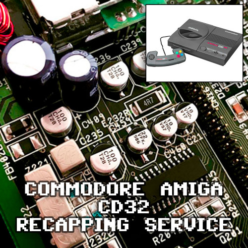Amiga CD32 Recap Service