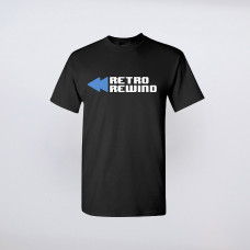 Retro Rewind T-Shirt
